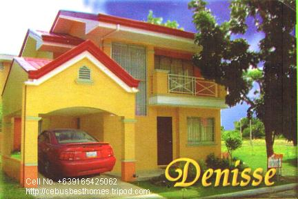 cebu island properties - denisse model