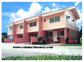 house and lot for sale in cebu - Goya model