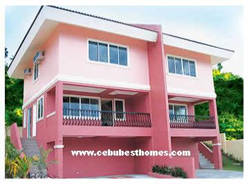 house and lot for sale in cebu - michaelangelo