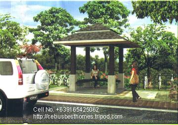 Lot properties Cebu - waiting shed