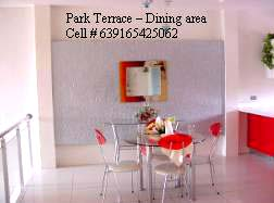 house for sale in cebu city - dining area