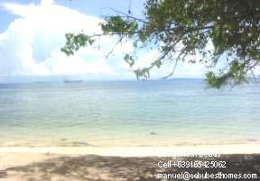 cebu real estate - beach