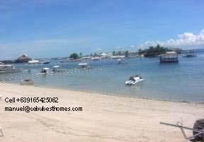 beach lot for sale philippines - white sands