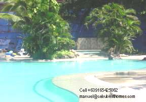 beach lot for sale philippines - swimming pool